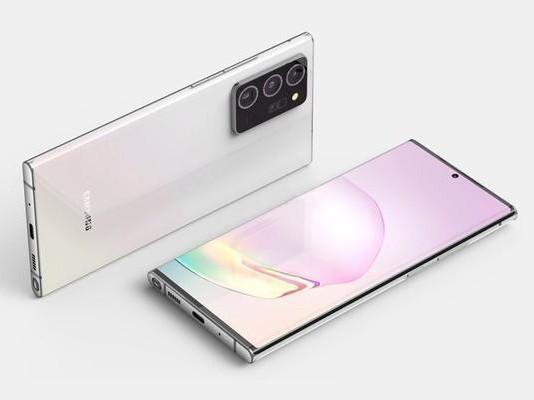 三星Galaxy Note 20(8GB/256GB/全网通/5G版)