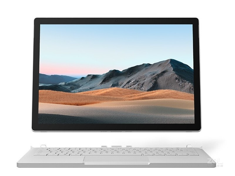 微软Surface Book 3(i5 1035G7/8GB/256GB/GTX1650)