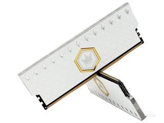 影驰HOF OC Lab 皑钻 RGB 16GB(2×8GB)DDR4 4400