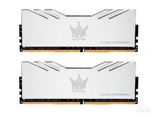 影驰HOF EXTREME 16GB(2×8GB)DDR4 4400