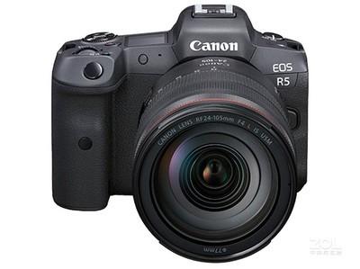 佳能 EOS R5套机(RF 24-105mm f/4 L IS USM)添加店铺微信:18518774701,立减300.