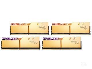 芝奇皇家戟 64GB(4×16GB)DDR4 3600(F4-3600C18Q-64GTRG)