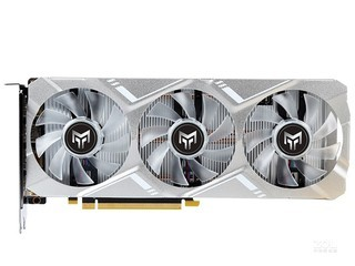 影驰GeForce GTX 1660 SUPER 金属大师 OC