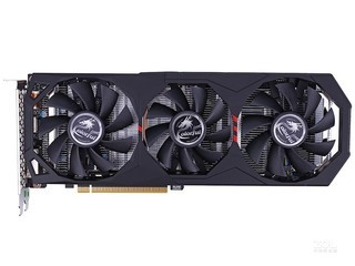 七彩虹Colorful GeForce GTX 1660 Ti Gaming ES 6G