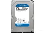 西部数据 蓝盘 2TB SATA3.0 128M(WD20EZAZ)
