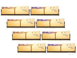 芝奇皇家戟 256GB(8×32GB)DDR4 3600(F4-3600C18Q2-256GTRG)