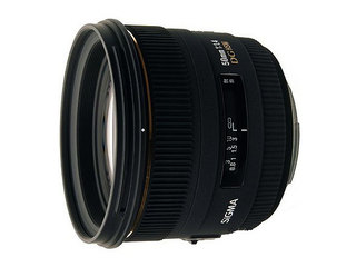 适马50mm f/1.4 EX DG HSM(佳能卡口)