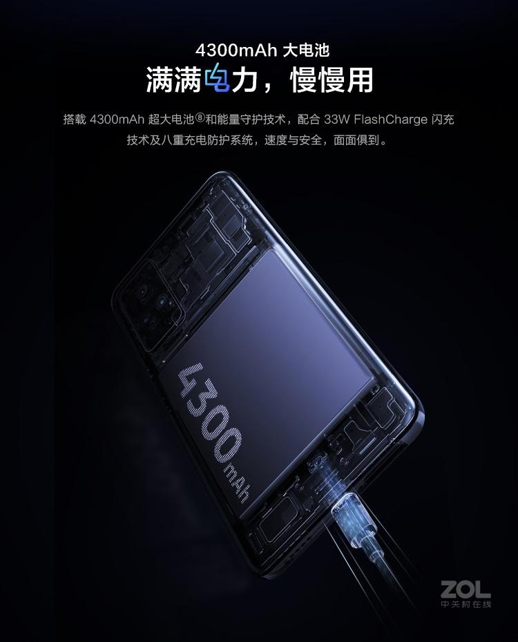 vivo X60(8GB/128GB/全网通/5G版)评测图解产品亮点图片21