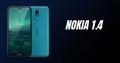 诺基亚 1.4(1GB/16GB/