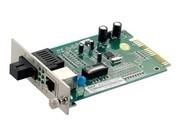 一舟10/100M多模单纤卡式光纤收发器SSM100-X