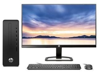 惠普战66 Pro G2 SFF(i5 10500/16GB/256GB+1TB/集显/23.8LCD)