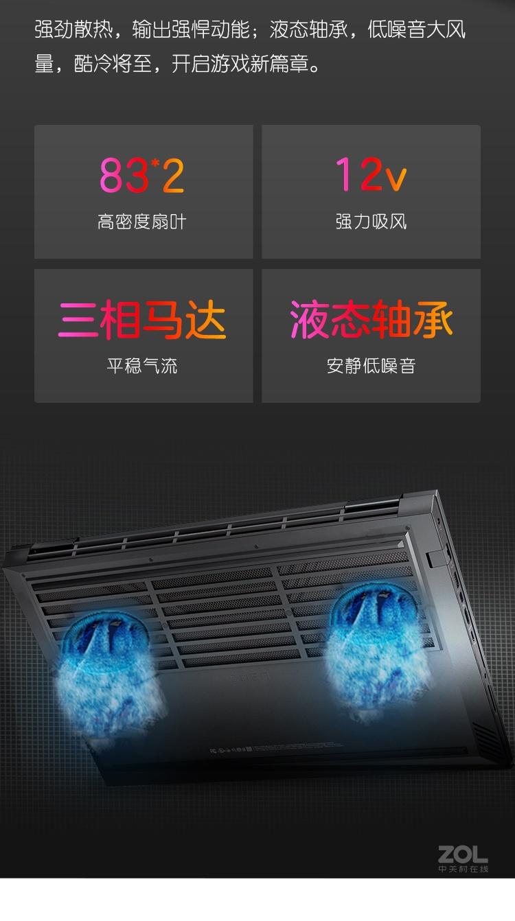 惠普暗影精灵7 Plus(i7 11800H/16GB/1TB/RTX3060)评测图解产品亮点图片9