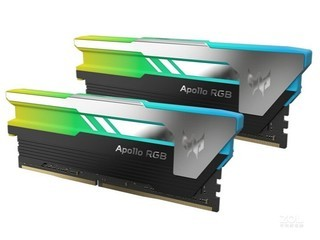 Acer 掠夺者 Apollo 16GB(2×8GB)DDR4 3600 C14 B-Die颗粒