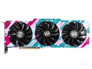索泰GeForce RTX 3070Ti-8G6X X-GAMING OC