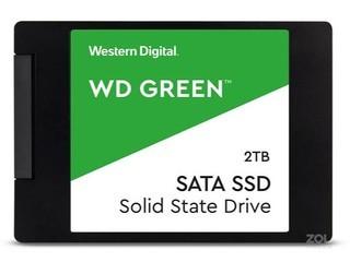 西部数据Green SATA3.0(2TB)
