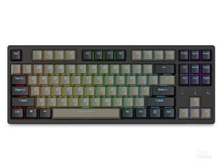 达尔优A87 ESPORTS三模版机械键盘
