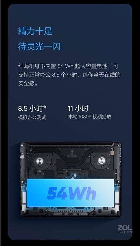 realme Book 14英寸(i5 1135G7/8GB/512GB/集显)评测图解图片17
