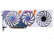 七彩虹 iGame GeForce RTX 3060 Ti Ultra W OC LHR