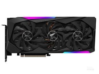 技嘉AORUS GeForce RTX 3070 MASTER 8G LHR