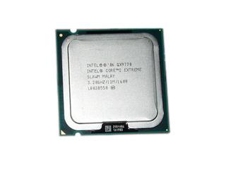 Intel 酷睿2 QX9770(至尊版/散)