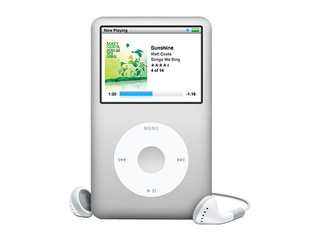 苹果iPod classic 2(120GB)