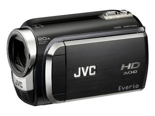 JVC GZ-HM200