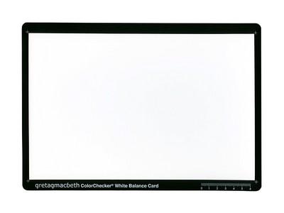 爱色丽 白平衡卡(标准型)