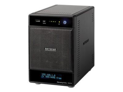 NETGEAR ReadyNAS NVX RNDX4410 网络存储器