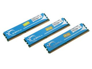 芝奇3GB DDR3 1333(F3-10666CL7T-3GBPK)