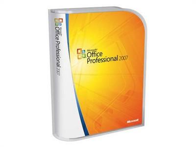 Microsoft Office 2007 中文基础版