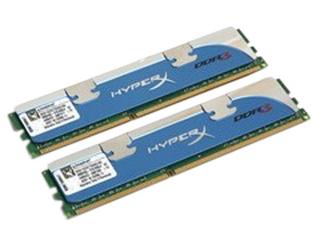 金士顿4GB DDR3 1333(骇客神条套装)