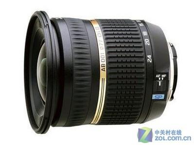 腾龙 SP AF10-24mm f/3.5-4.5 Di II LD Aspherical [IF](Model B001) 佳能卡口