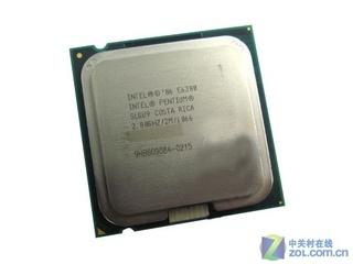 Intel 奔腾双核 E6300(散)
