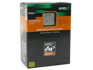 AMD Athlon64 3200+(盒)