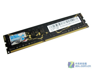 金邦2GB DDR3 1600(黑龙系列)