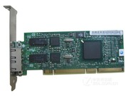 Intel PILA8472C3双百兆服务器PCI网卡原装