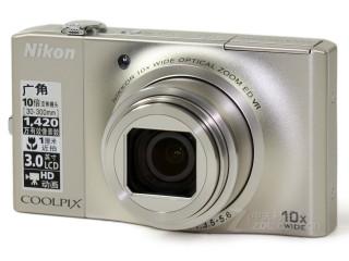 尼康S8000