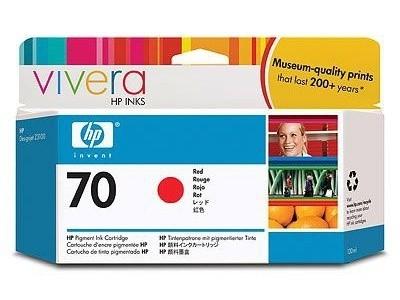 HP 70(C9456A)  HP 惠普70墨盒 C9452A墨水红色 hpZ2100 墨盒