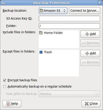 开源备份也安全_六大国外免费Linux工具