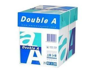 Double A A4幅面(500张/包,5包为一销售单位)