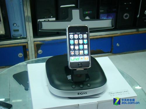 iPad专属! 精巧数字音响到货仅售499元