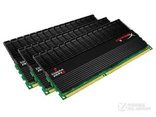 金士顿HyperX T1 Black 24GB DDR3 1600 三通道套装(KHX1600C9D3T1BK6/24GX)