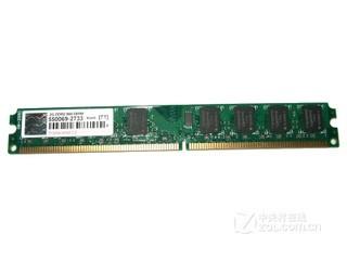 创见窄板 2GB DDR2 800(550069-2733)