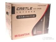 山特 C1K 内置电池 1KVA 800W 在线式UPS *联保