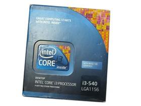Intel 酷睿i3 540(盒)