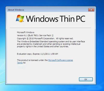 要求之低让你想象不到!Windows 7的瘦身版WinTPC正式开放下载