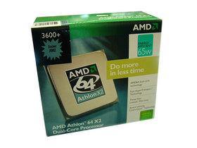 AMD 速龙64 X2 3600+(盒)