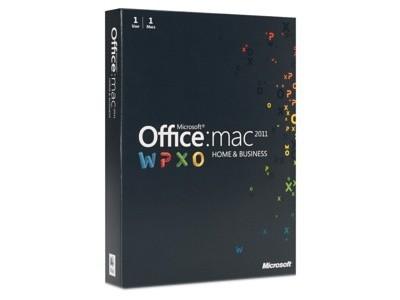 苹果 Microsoft Office for Mac 2011 家庭与企业版-2安装