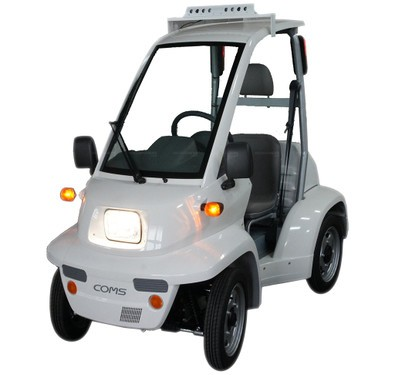 ZMP与MEV-C结合 新汽车机器人诞生
