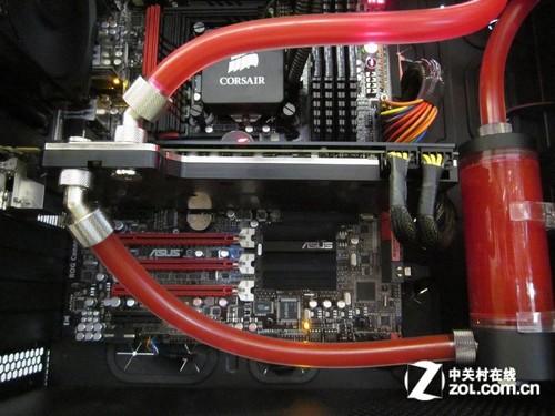 ROG助阵 卖场实拍GTX590水冷改造全过程